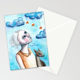 Deer to Dream by Kylie Fowler Stationery Cards