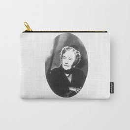 Agatha Christie Carry-All Pouch