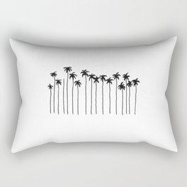 palmtrees Rectangular Pillow