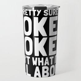The Hokey Cokey Travel Mug
