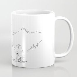 A Moments Paws Coffee Mug
