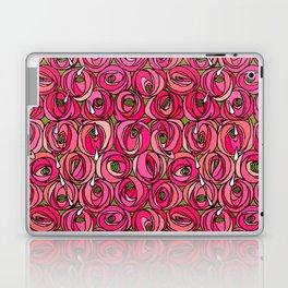 "Charles Rennie Mackintosh ""Roses and teardrops"" edited 1. Laptop & iPad Skin"