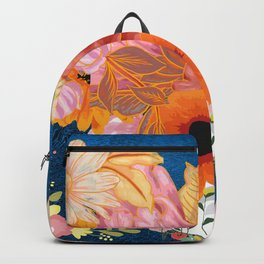 Flowers Everywhere Backpack