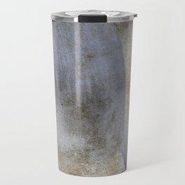 Abstract Weave Travel Mug