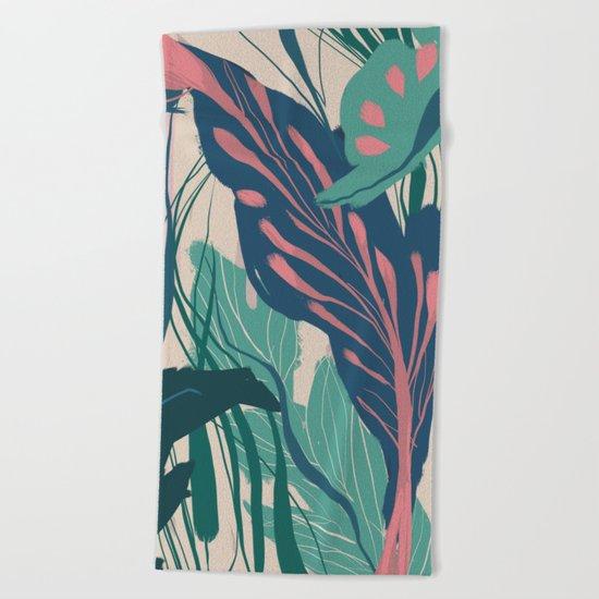 Tropicus Beach Towel