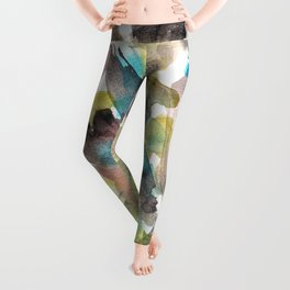 Watercolor 43505 Leggings
