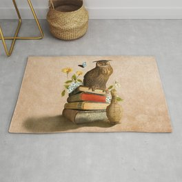 Wise Owl Rug