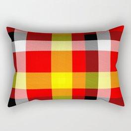 tartan Rectangular Pillow