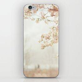 Cherry Tree Garden iPhone Skin