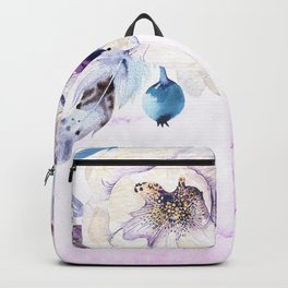Flowers Bouquet #57 Backpack