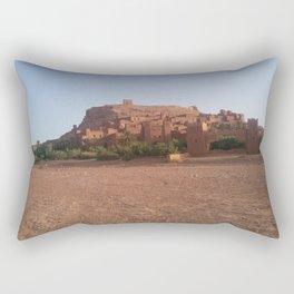 we are old ouarzazate morocco Rectangular Pillow