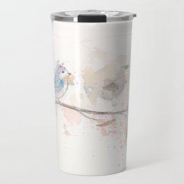 Bird II Travel Mug