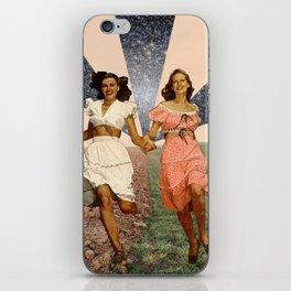 Runaways iPhone Skin