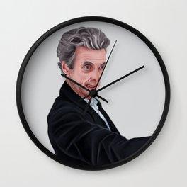 Lord President Wall Clock