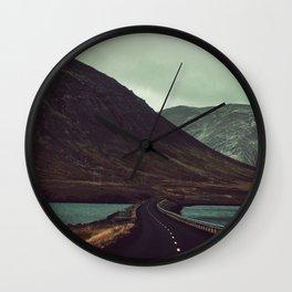 Road Trip Wall Clock
