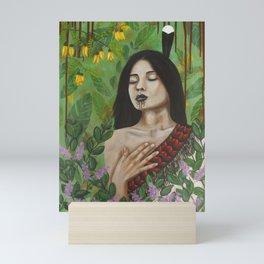 Ahurewa Mini Art Print