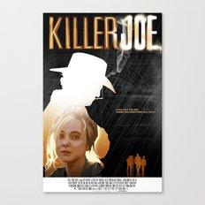 Killer Joe Canvas Print