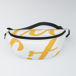 Pittsburgh Steel City Cursive Text Gifts Fanny Pack