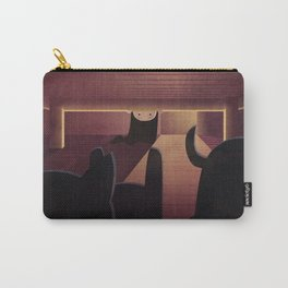 What's Under My Bed? Carry-All Pouch