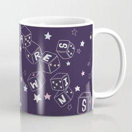 She who dares wins Coffee Mug