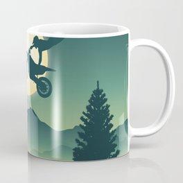 Moon Rider Coffee Mug