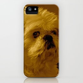 """Denali"" - Lap Dog iPhone Case"
