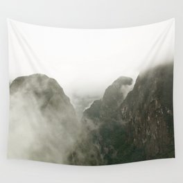 Among The Gods  Wall Tapestry