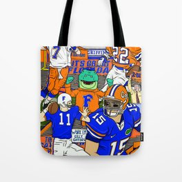 This Is The Swamp Tote Bag