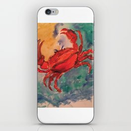 Cancer, the astrological sign iPhone Skin
