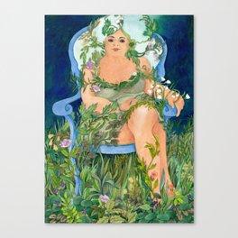 Florinda Canvas Print