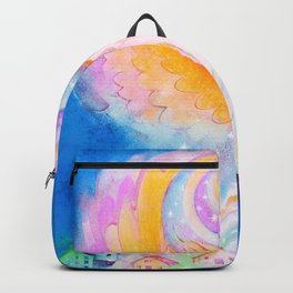 Angel for space clearing Backpack