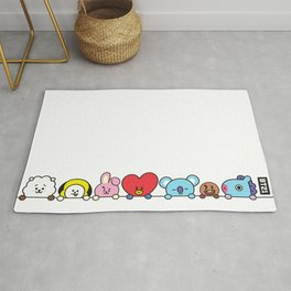 All Together by Ania Mardrosyan Rug