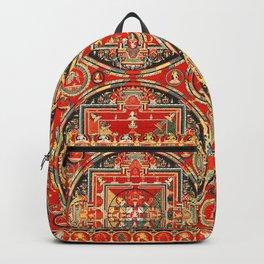 Mandala Buddhist 3 Backpack
