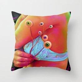 ENCHANTED 2 Throw Pillow