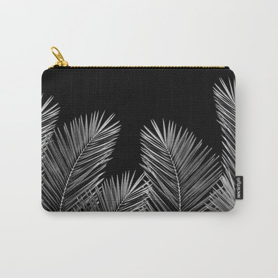 Dark Palm Skies Carry-All Pouch