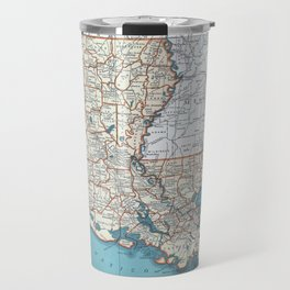 Louisiana Travel Mug