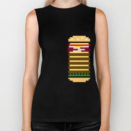 Diet Burger Biker Tank