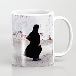 Arabs crossing Coffee Mug