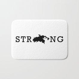Strong Bath Mat