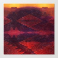 navajo Canvas Prints featuring Navajo by alleira photography