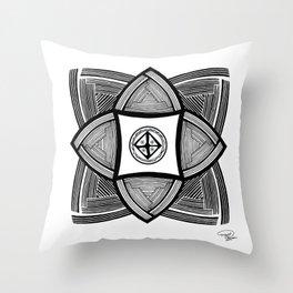 Mimbres Series - 10 Throw Pillow