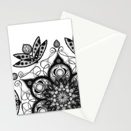 The Gravediggress Stationery Cards