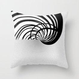 spirale Throw Pillow