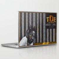 kendrick lamar Laptop & iPad Skins featuring KENDRICK LAMAR by Duroarts