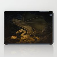 dragon iPad Cases featuring dragon by karens designs