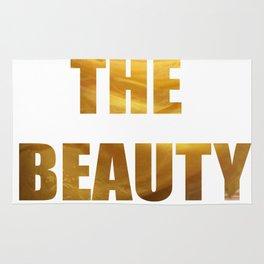 The Beauty Rug