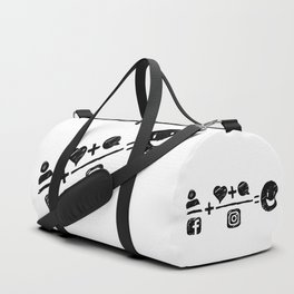 Equations Duffle Bag