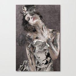 Papierniczanka Canvas Print