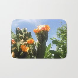 Blossoms in the Spring Bath Mat