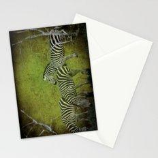Zebras Stationery Cards